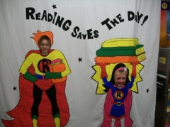 reading saves the day